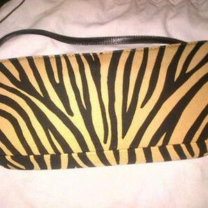 Kate Spade Zebra Bag